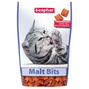 Sparpaket beaphar Snacks 3 x 150 g - Malt-Bits