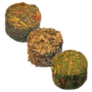 Steppenlemming's Runde Ecken - Doppelpack: 18 x 15 g Mixed Pack