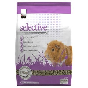 Supreme Science Selective Guinea Pig - 2 x 1