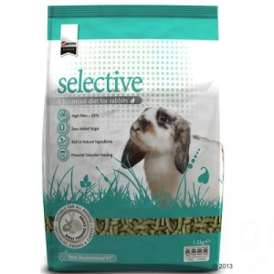 Supreme Science Selective Rabbit - 2 x 5 kg