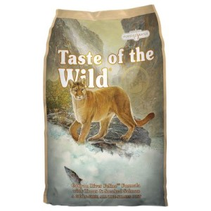 Taste of the Wild - Canyon River Feline - Sparpaket: 2 x 7 kg