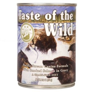 Taste of the Wild - Pacific Stream Canine - 12 x 374 g