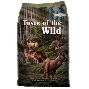 Taste of the Wild Pine Forest - Sparpaket 2 x 13 kg