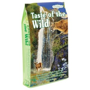 Taste of the Wild - Rocky Mountain Feline - Sparpaket: 2 x 7 kg