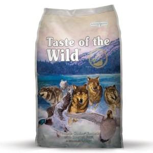 Taste of the Wild - Wetlands Canine - Sparpaket: 2 x 13 kg