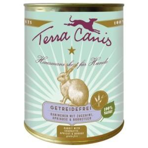 Terra Canis Getreidefrei 6 x 800 g - Pute mit Sellerie