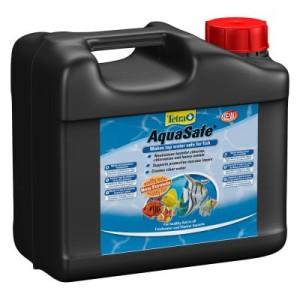 Tetra AquaSafe Wasseraufbereiter - 3 x 500 ml