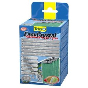 Tetra EasyCrystal Filter Pack A 250/300 mit AlgoStop-Depot - Sparpaket: 2 x 3er FilterPack AlgoStop
