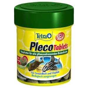 Tetra Pleco Tablets Futtertabletten - 275 Tabletten (85 g)
