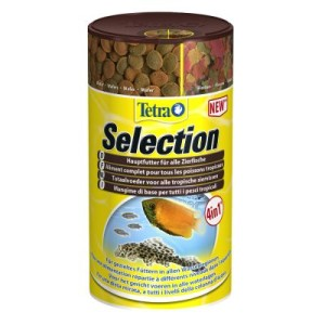 Tetra Selection 4in1 - 2 x 250 ml