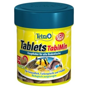 Tetra Tablets TabiMin Futtertabletten - 275 Tabletten (85 g)