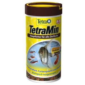 TetraMin Flockenfutter - Sparpaket: 2 x 1000 ml