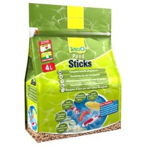 TetraPond Teichfischfutter Sticks - 4000 ml