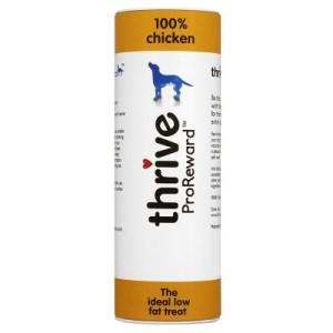 Thrive ProReward Snacks luftgetrocknet - Hühnchen (12 x 60 g)