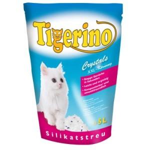 Tigerino Crystals XXL Katzenstreu - 5 x 5 l - Sparangebot!