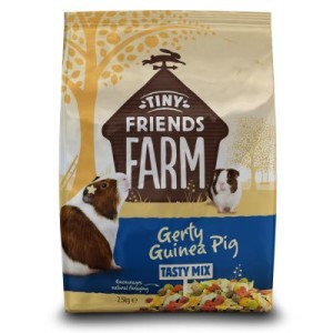 Tiny Friends Farm Gerty Guinea Pig Tasty Mix - 2 x 2