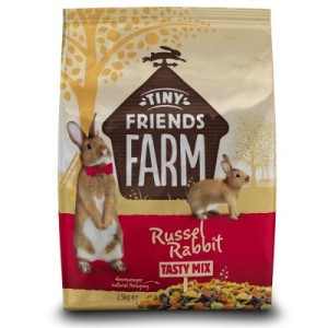 Tiny Friends Farm Russel Rabbit - 2 x 2