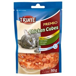 Trixie Premio Chicken Cubes - 50 g