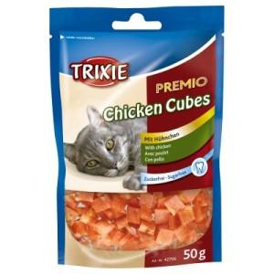 Trixie Premio Chicken Cubes - Sparpaket: 3 x 50 g