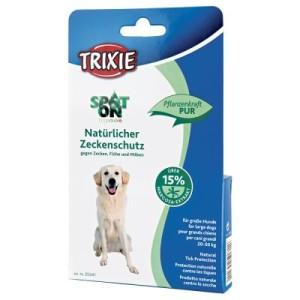 Trixie Spot-On Zeckenschutzmittel - 4 x 1