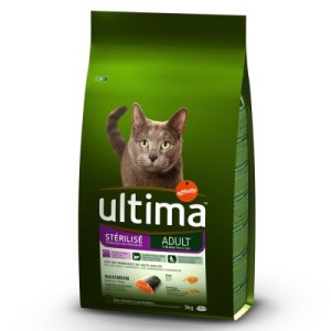 Ultima Cat Sterilized Lachs & Gerste - 3 kg