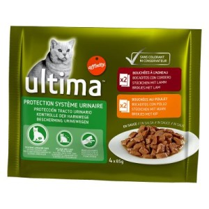 Ultima Cat Urinary - 4 x 85 g
