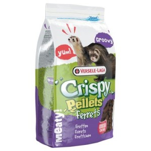 Versele-Laga Crispy Pellets Ferrets - 2 x 3 kg