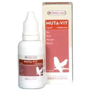 Versele-Laga Muta-Vit Liquid Mauserhilfe - 30 ml