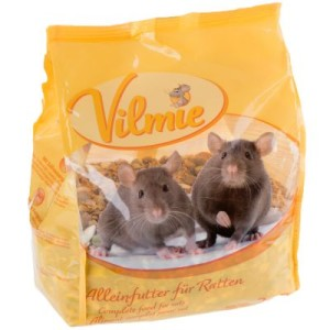 Vilmie Premium-Rattenfutter - 14 kg