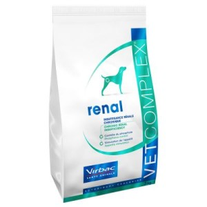Virbac VetComplex Canine - Renal - Sparpaket: 2 x 7