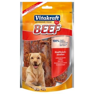 Vitakraft BEEF Rindfleischstreifen - 80 g