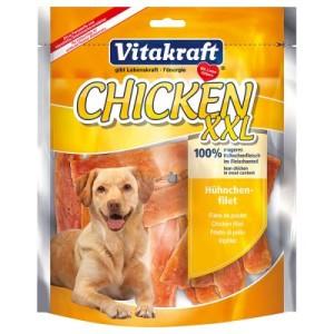 Vitakraft CHICKEN Hühnchenfilet XXL - Sparpaket: 4 x 250 g