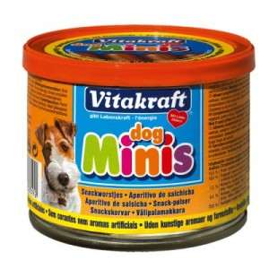 Vitakraft Dog Minis - 2 x 120 g