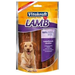 Vitakraft LAMB Lammfleischstreifen - Sparpaket: 3 x 80 g