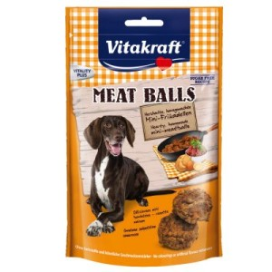 Vitakraft Meat Balls - 6 x 80 g