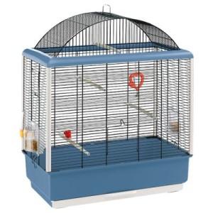 Vogelkäfig Ferplast Palladio 04 - blau/schwarz: L 59