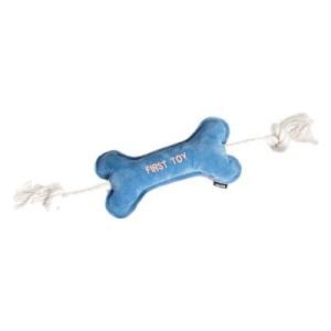 Welpenspielzeug Knochen - 2 Stück im Sparset