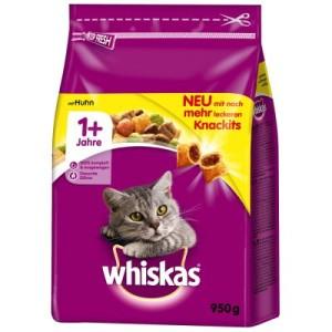 Whiskas 1+ Huhn - Sparpaket: 2 x 3