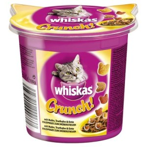 Whiskas Crunch mit Huhn