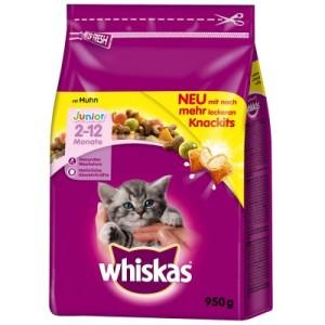Whiskas Junior Huhn - Sparpaket: 2 x 1