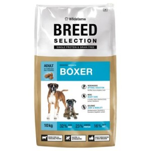 Wildsterne Breed Selection Boxer - Sparpaket: 2 x 10 kg