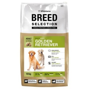 Wildsterne Breed Selection Golden Retriever - Sparpaket: 2 x 10 kg