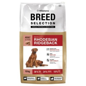 Wildsterne Breed Selection Rhodesian Ridgeback - Sparpaket: 2 x 10 kg