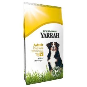 Yarrah Bio Ökologisches Hundefutter mit Huhn & Getreide - Sparpaket 2 x 15 kg