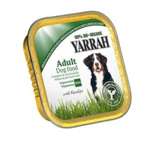 Yarrah Bio Bröckchen in Soße 6 x 150 g - Vegetarische Bröckchen mit Hagebutten (vegan)