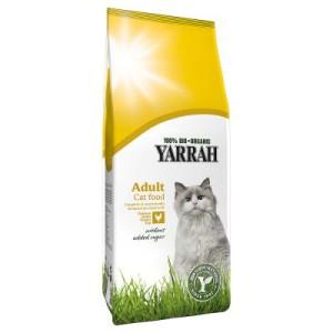 Yarrah Bio Katzenfutter mit Huhn - Doppelpack 2 x 10 kg