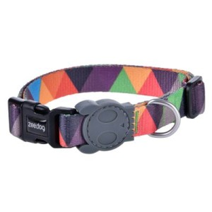 Zee.Dog Halsband Stardust - Gr. M: 35