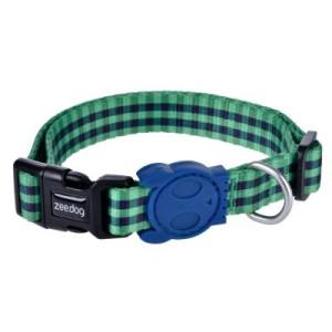 Zee.Dog Hundehalsband Lumberjack - Gr. S: 28 - 40