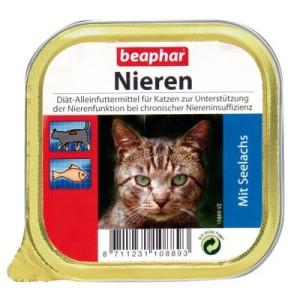 beaphar Nieren-Diät 6 x 100 g - Seelachs