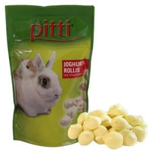 pitti Nager-Rollis - 5 x 75 g Joghurt